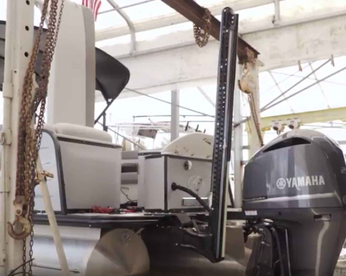 The Best Location to Install an Anchor on a Pontoon Boat How to