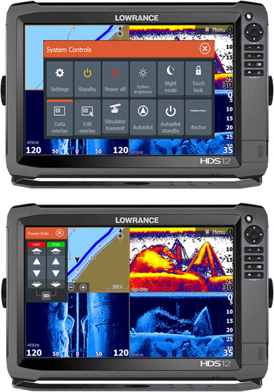 Lowrance Announces Support for Power-Pole® Shallow Water Anchors
